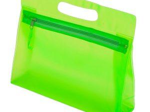 kosmetyczka zielona