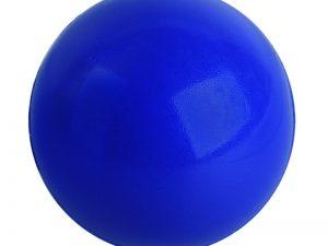 piłka antystresowa niebieska