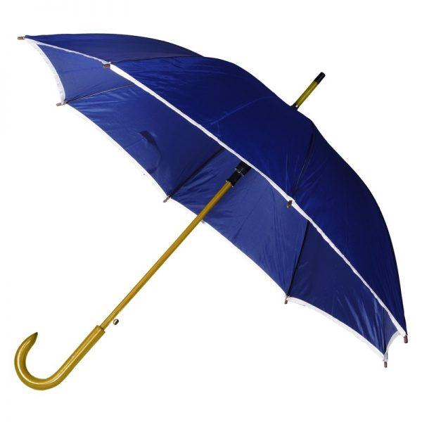 parasol granatowy
