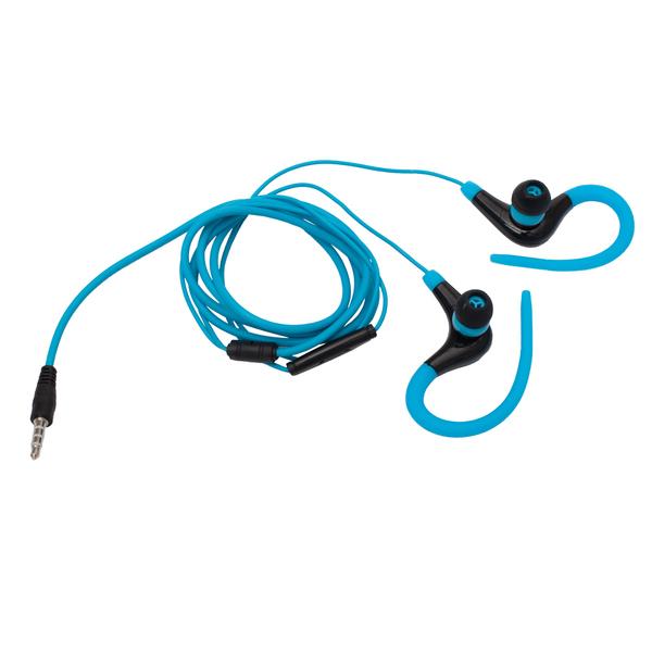słuchawki niebieskie